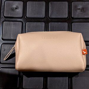 bamford faux leather makeup Pouch